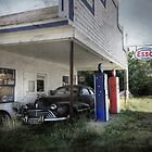 The Last Fill Up by Lori Deiter