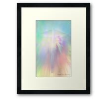 Faith 3 Framed Print