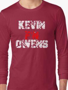 Kevin F'N Owens Long Sleeve T-Shirt