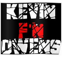 Kevin F'N Owens Poster