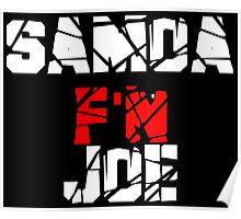Samoa F'N Joe Poster