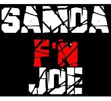 Samoa F'N Joe Photographic Print
