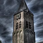 Old church tower by Nicole W.