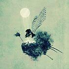 Fairy calypso by Gwenola  de muralt