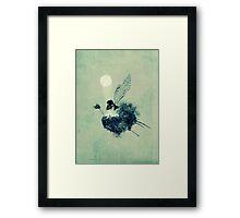 Fairy calypso Framed Print
