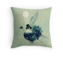 Fairy calypso Throw Pillow