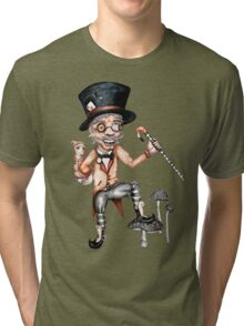 Not so mad (Alice collaboration) Tri-blend T-Shirt