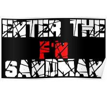 Enter the F'N Sandman Poster