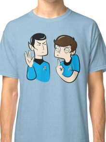 Spock You Classic T-Shirt
