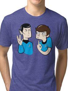 Spock You Tri-blend T-Shirt