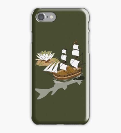 The wandering dutch. iPhone Case/Skin