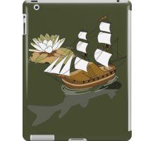 The wandering dutch. iPad Case/Skin