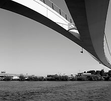 Two Bridges by M. van Oostrum