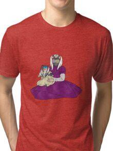 shocking good doll Tri-blend T-Shirt