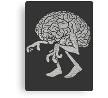Braindead. Canvas Print