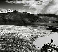Iceland: Skaftafellsjokull by Nina Papiorek