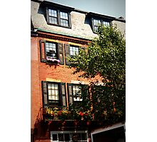 Historic Building, Boston  Photographic Print
