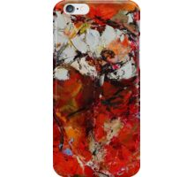 Dancing Flowers iPhone Case/Skin