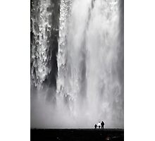 Iceland: Skogafoss Photographic Print