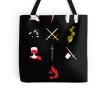 Game of Thrones Season One Tote Bag