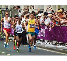 Olympic Marathon London 2012 Photographic Print