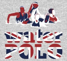 Water Polo Great Britain 2012 by culturalanomaly