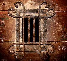 Trou dans la porte by Wintermute69