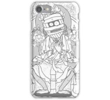 MUM BUDDHA T-SHIRT iPhone Case/Skin