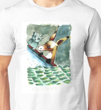 CatAsstrophe T-Shirt
