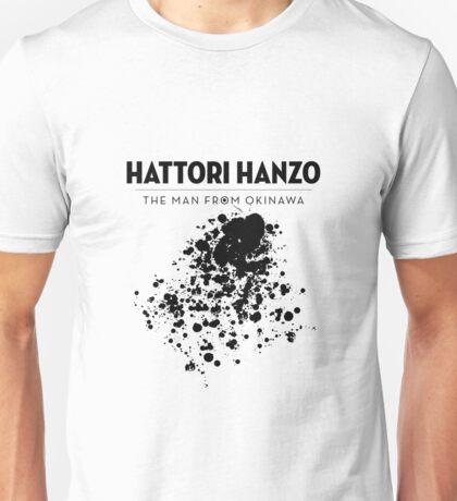 Hattori Hanzo - The man from Okinawa Unisex T-Shirt
