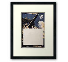 Cannon 527 Framed Print