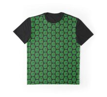 GREEN MUM T-SHIRT , CLASSIC LOGO#02 Graphic T-Shirt