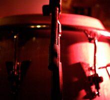 Drum in spotlight by phaedra1973