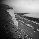 White Cliffs of Dover by podpotolok