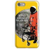 Retired Astronaut Major Tom iPhone Case/Skin