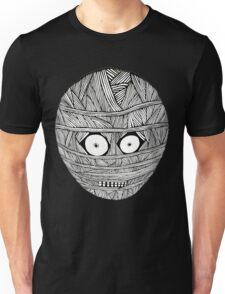 MUM BLACK/WHITE LOGO T-SHIRT Unisex T-Shirt