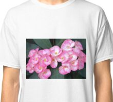 Pink Euphorbia Classic T-Shirt