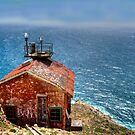 Point Reyes Lighthouse by Diego  Re