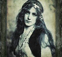 You bring out the Gypsy in me by © Kira Bodensted