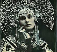 Anna Pavlova by © Kira Bodensted