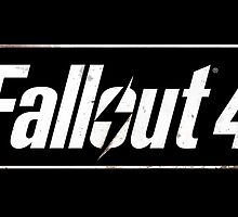 Fallout 4 Logo by FeatherLigure