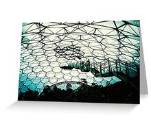 Bridge to Eden Greeting Card