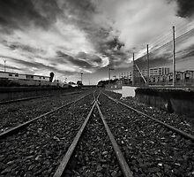 De Parted Lines by Peter Denniston