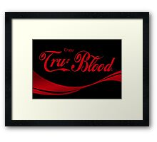 Enjoy TB Framed Print