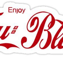 Enjoy TB Sticker