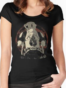 The baddest bikers club of the universe. Women's Fitted Scoop T-Shirt