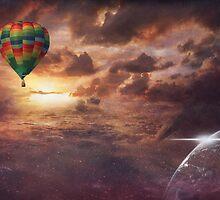 *Hot Air Balloon Dreams by GoldenRectangle