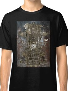 Steampunk Space Transport Classic T-Shirt