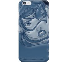 Lady Ice 02 iPhone Case/Skin