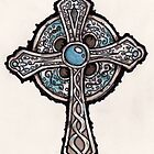 celtic cross by mojittto